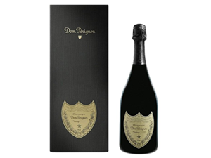 Picture of Dom Pérignon Blanc in box