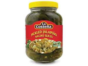Picture of Pickled Jalapeno Nacho Slices