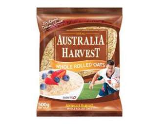 Picture of Australia Harvest Rolled Oats