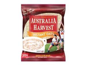 Picture of Australia Harvest Instant Oats