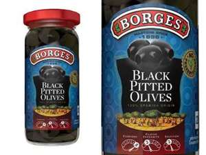 Picture of Pitted Black Olives