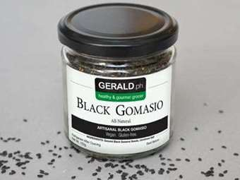 Picture of Black Gomasio