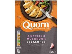 Picture of Quorn Garlic & Mushroom Escalopes