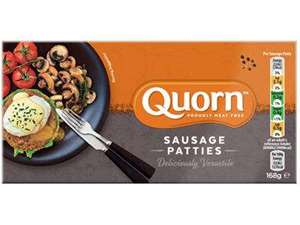 Picture of Quorn Sausage Patties