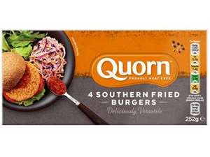 Picture of Quorn Southern Fried Burgers