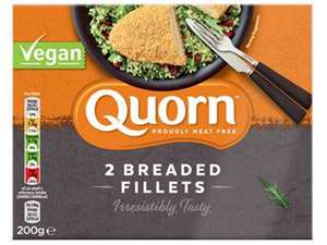 Picture of Quorn Vegan Breaded Fillets