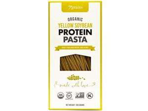 Picture of Yellow Soybean Protein Pasta