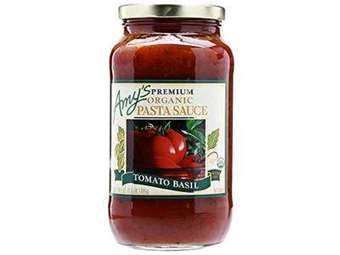 Picture of Organic Tomato Basil Pasta Sauce
