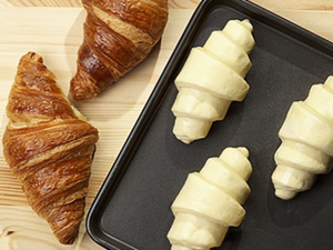 Picture of Butter Croissants Dough