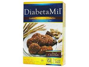 Picture of DiabetaMil® Nutty Chocolate Cookies