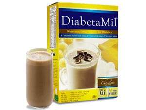 Picture of DiabetaMil® Choco with Cereal