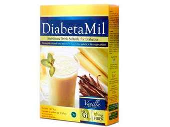 Picture of DiabetaMil® Vanilla with Cereal