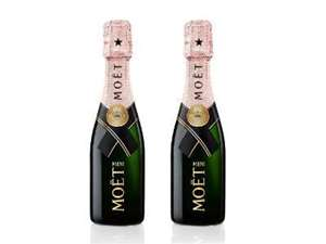 Picture of Moët & Chandon Rosé Mini 200ml - Duo