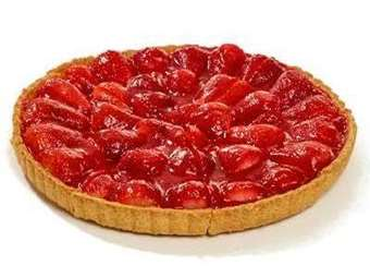 Picture of Strawberry Tart