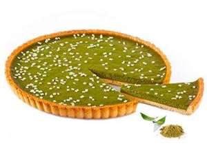 Picture of Matcha Green Tea Tart