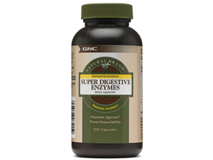 Picture of GNC Super Digestive Enzymes