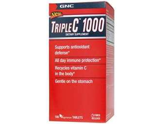 Picture of GNC New Triple C 1000