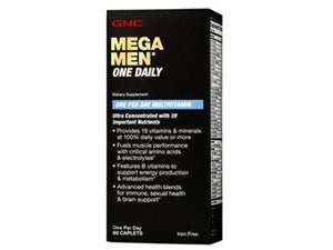 Picture of GNC Mega Men® One Daily