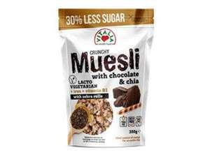 Picture of Muesli Crunchy Chocolate Chia
