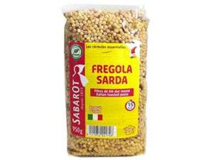 Picture of Fregola Sarda - Sabarot