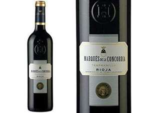 Picture of Marques de la Concordia Tempranillo