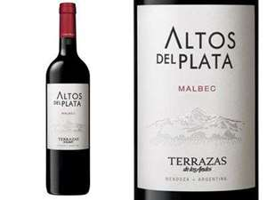 Picture of Terrazas Altos Malbec