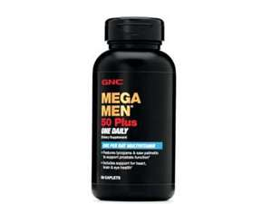 Picture of GNC Mega Men® 50 Plus One Daily
