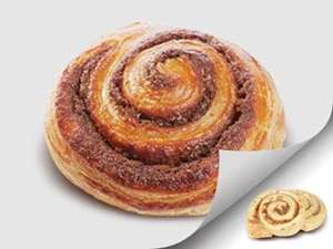 Picture of Cinnamon Swirls Dough