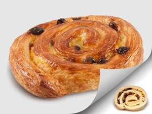 Picture of Raisin Swirl Dough