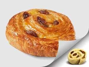 Picture of Mini Raisin Swirls Dough