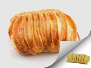 Picture of Ham & Cheese Puff Pastry Dough