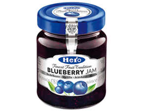 Picture of Hero Blueberry Jam