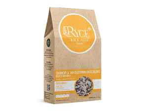 Picture of Quinoa & Wholegrain Rice Blend with Buckwheat