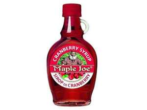 Picture of Maple Joe Cranberry Syrup