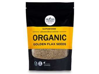 Picture of Organic Golden Flax Seeds