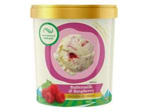 Picture of Buttermilk & Raspberry