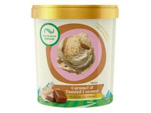 Picture of Caramel & Toasted Coconut