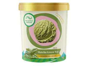 Picture of Matcha Green Tea Ice Cream