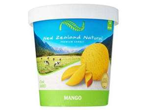 Picture of Mango Sorbet - Pint