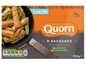Picture of Quorn Sausages