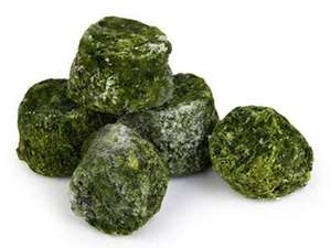 Picture of Frozen Pre-cooked Spinach