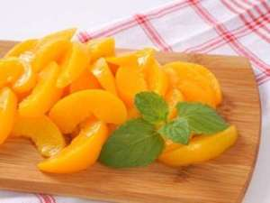 Picture of Peach Slices
