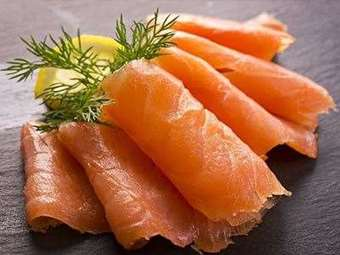 Picture of Smoked Salmon (sliced) 1Kg