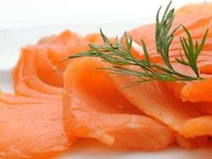 Picture of Smoked Salmon trout 500 g