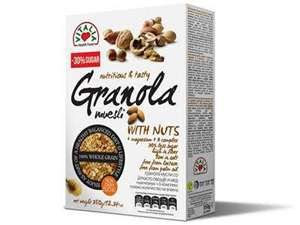 Picture of Granola Muesli Nuts - 350g