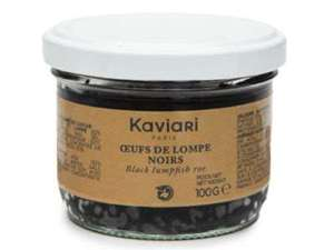Picture of Black Lumpfish Caviar 100g