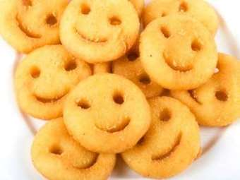 Picture of Smiley Face Fries
