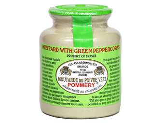 Picture of Green Peppercorn Mustard