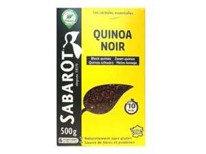 Picture of Black Quinoa