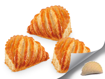Picture of 12 Mini Apple Turnovers